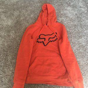 orange fox jacket